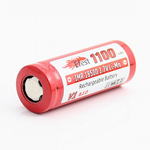 IMR 18500 Battery 3.7v 1100 mAh Flat Top (Efest)