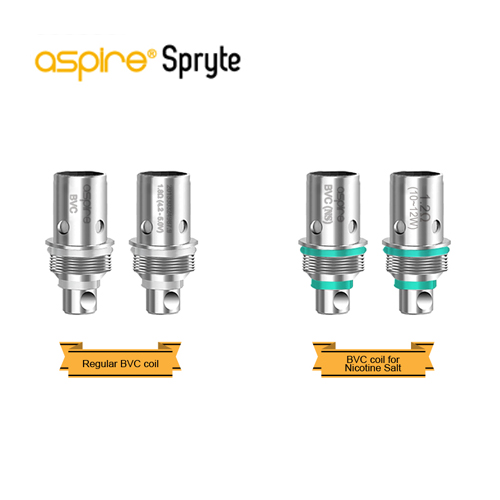 ASPIRE SPRYTE REPLACEMENT COILS (5-Pack)