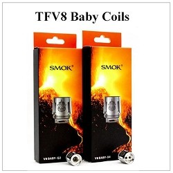TFV8 Baby Beast Coils